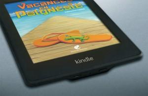 l'ebook Vacances en Polynésie de Célestine Lison
