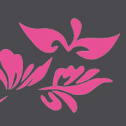 Exemple de document print : Flyer la Valse des Fleurs