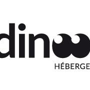 exemple de logotype : DinooWeb