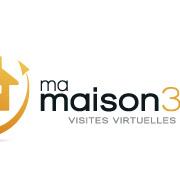 exemple de logotype : Ma Maison 360