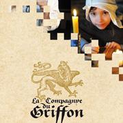 Exemple de document print : plaquette Compagnie du Griffon