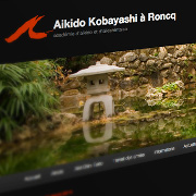 Exemple de création de site WordPress : Académie d'Aikido